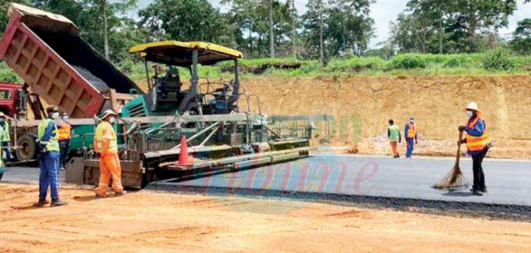Autoroute Yaoundé-Douala : on prépare le raccordement à la Nationale n°3
