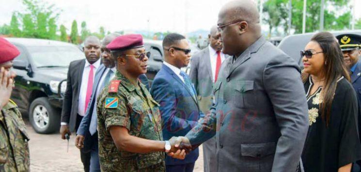 RDC : le Nord-Kivu et l'Ituri au pas militaire