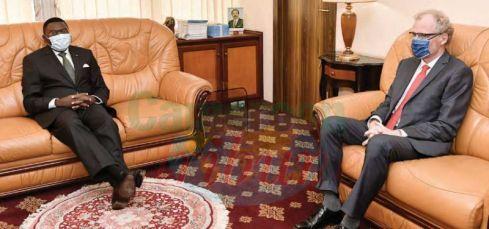 Cameroun – Union européenne : les adieux de l'ambassadeur