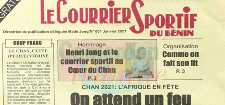 Médias : le Courrier Sportif est de retour !