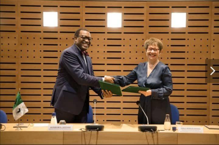 Deux partenaires de poids pour soutenir l'Afrique dans ses efforts de développement.