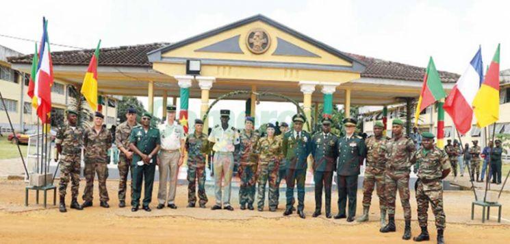 Génie militaire : 14 démineurs en fin de stage