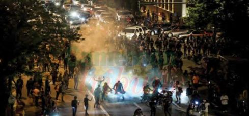 United States : Protests Against Police Killings Persist