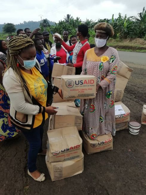 Food Insecurity : Nascent Solutions Offers Food Relief To 9,000 IDPs
