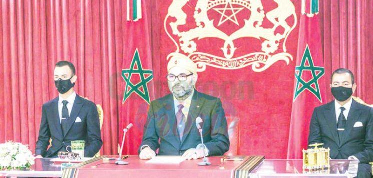 Algérie : la main tendue de Mohammed VI