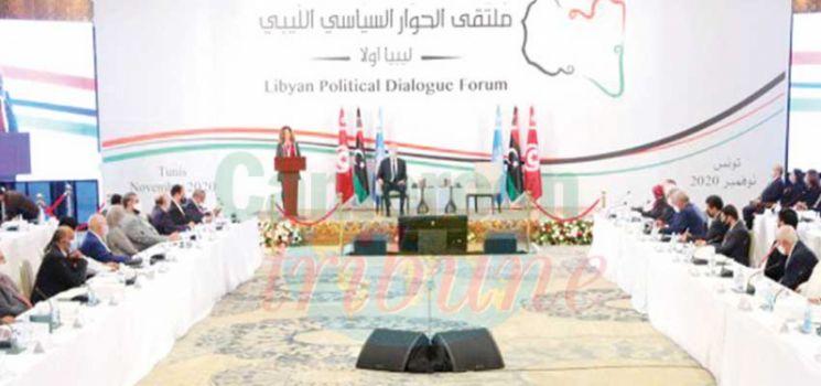 Libya : Political Dialogue Forum Ongoing
