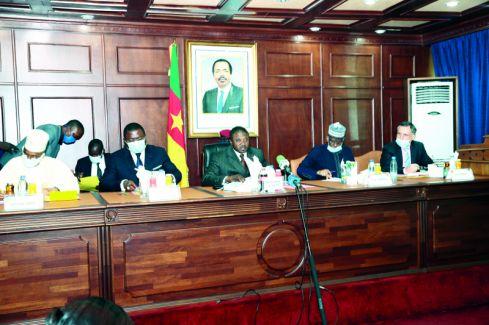 Axe ferroviaire Douala-Yaoundé : l'Intercity arrive