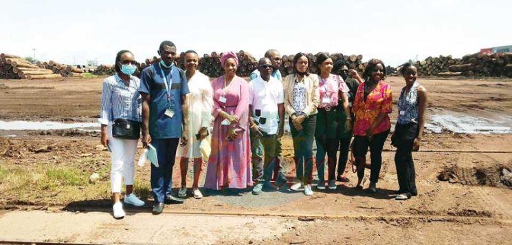 Leadership et patriotisme : des jeunes en entreprises à Douala