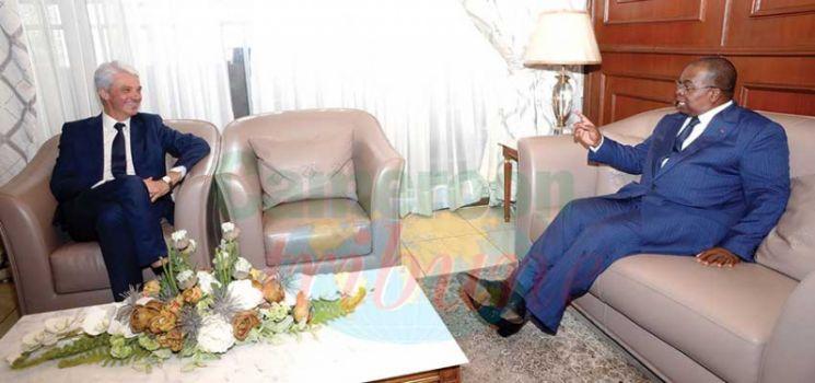 Cameroun-Belgique : le nouvel ambassadeur prend contact