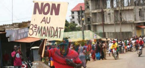 Ivory Coast : Protests Against Ouattara's Candidacy
