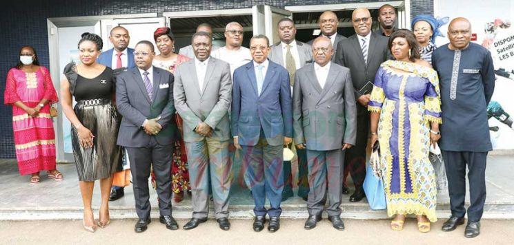 Media : Chebonkeng Calls For Professionalism