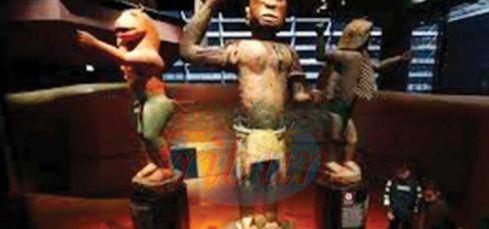 Œuvres d'art africaines : l'Unesco dénonce le trafic illicite