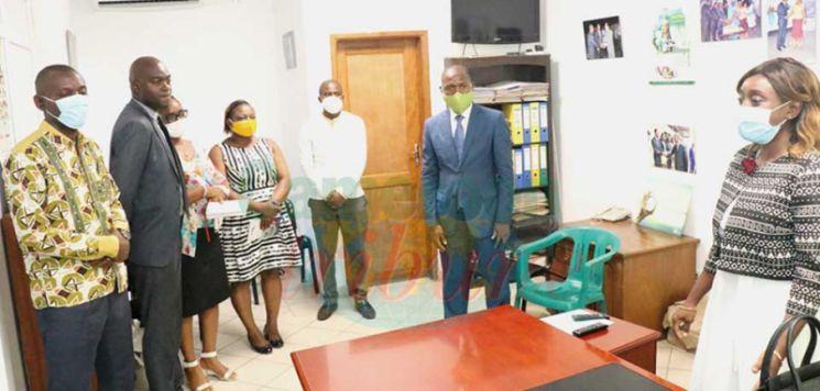 Familiarisation Visit : SOPECAM Welcomes New Regional Delegate