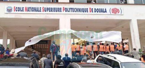 Université de Douala : les premiers pas de l'Ecole polytechnique