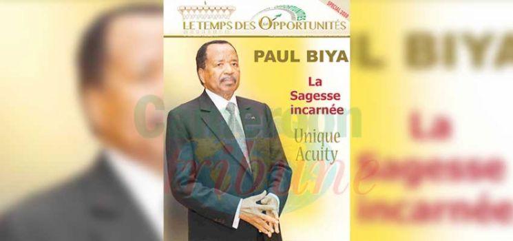 Rétrospective 2020 : l'année de Paul Biya
