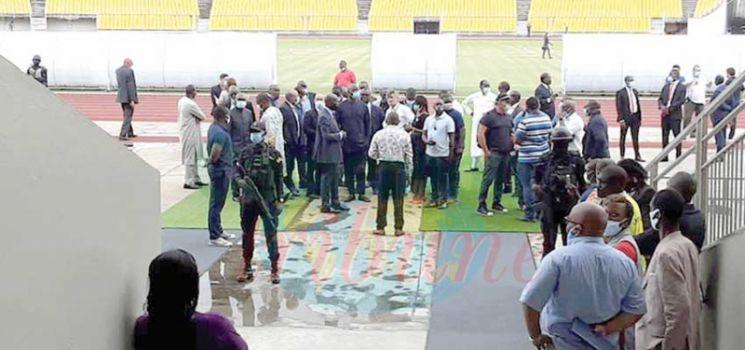 CHAN 2021 : à Douala, c'est ok