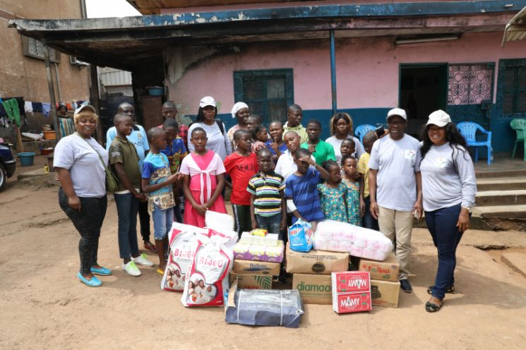 Humanitarian Action : Association Supports Orphans