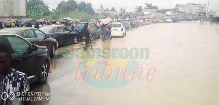 Douala : nouvelles pluies, nouveaux ennuis