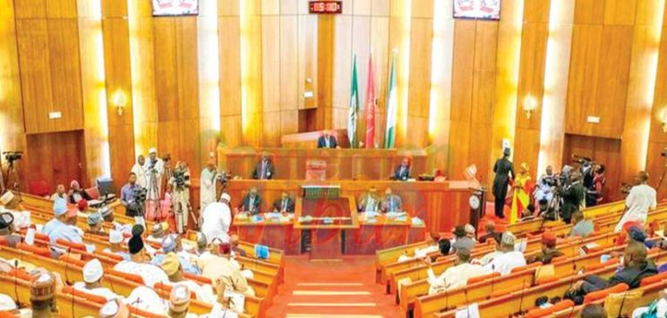 Nigeria Elections : Senate Approves Electronic Transmission of Results