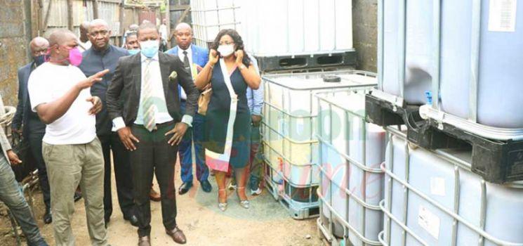 Contrefaçon: Deux usines clandestines démantelées