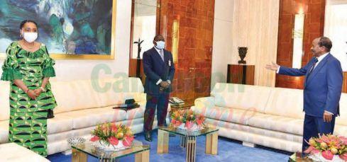 Impact économique du Covid-19 en zone Cemac : Yaoundé et Brazzaville se concertent