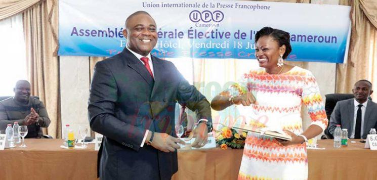 UPF-Cameroun : Evelyne Owona Essomba aux commandes