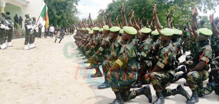 Bataillon d'intervention rapide : du sang neuf dans les rangs