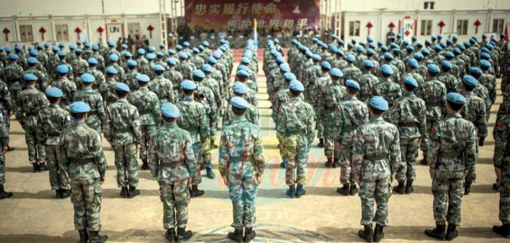 Casques bleus en Centrafrique : le contingent gabonais renvoyé