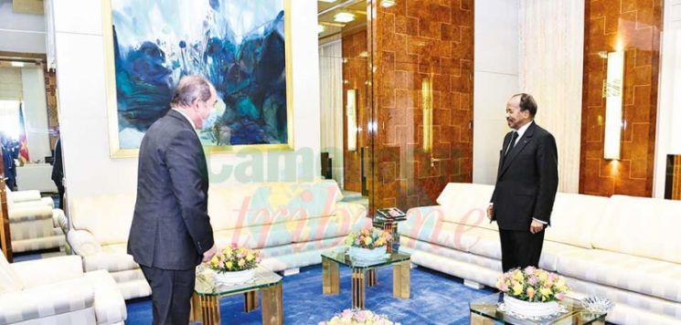 Coopération: Paul Biya invité en Algérie