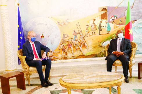 Cameroon-European Union Relations : Stakeholders Hold Broad-based Discussions