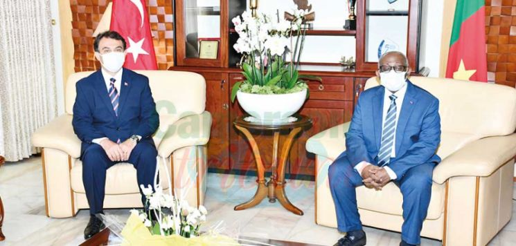 Coopération Cameroun-Turquie : d'accord pour l'intensification