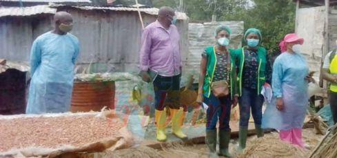 Choléra : déjà 980 cas enregistrés