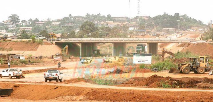 Autoroute Yaoundé-Nsimalen : place aux derniers aménagements
