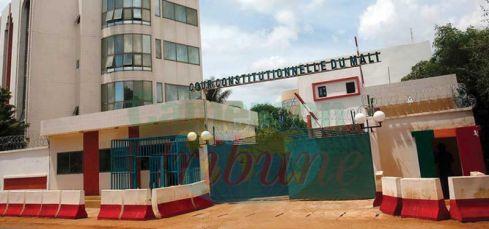 Mali : la Cour constitutionnelle installée