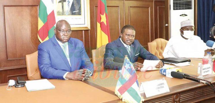 Corridor Douala-Bangui : le trafic peut reprendre