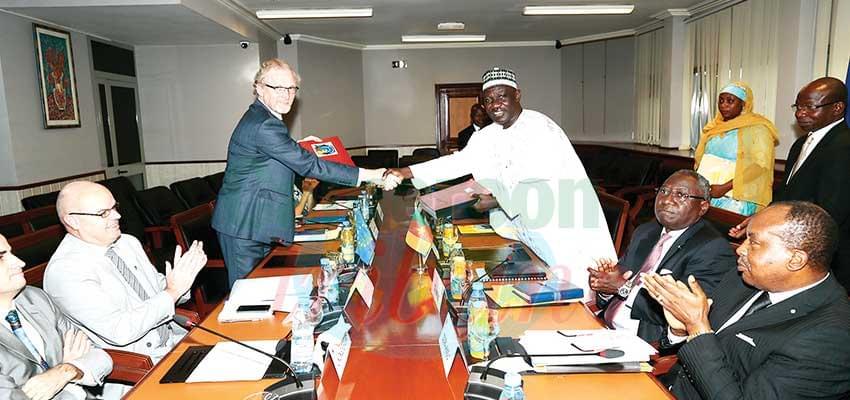 Cameroon-EU fraternity.