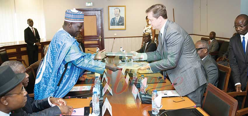 Development of Agric Sector : Gov't Creates Cameroon Seedling Company