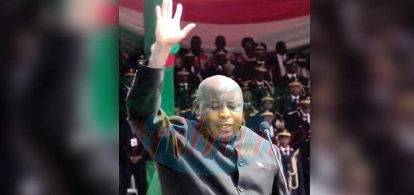 Burundi : les priorités d'Evariste Ndayishimiye
