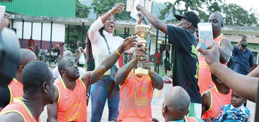 Wheel Chair Basketball Tournament : Young Stars Emerge Champions