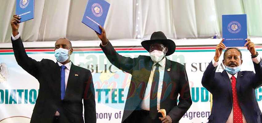 Soudan :  l'accord de paix signé