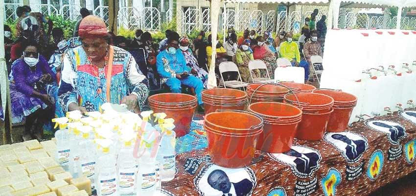 Mekalat : le Rdpc offre des kits