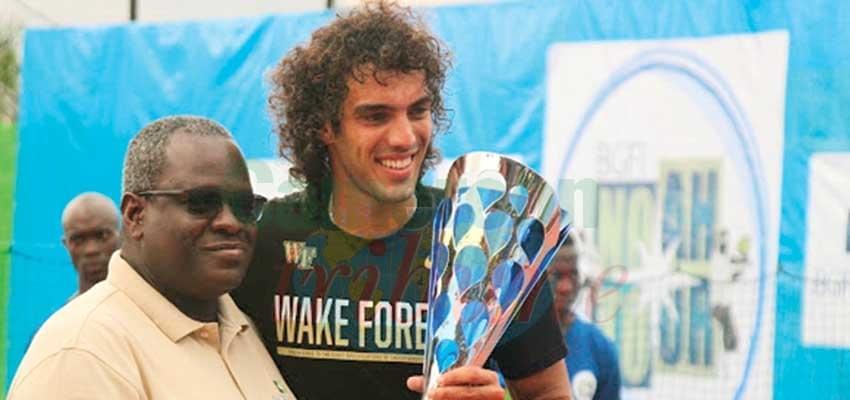 Bgfi Noah Tour 2018: Skander Mansouri gagne la coupe
