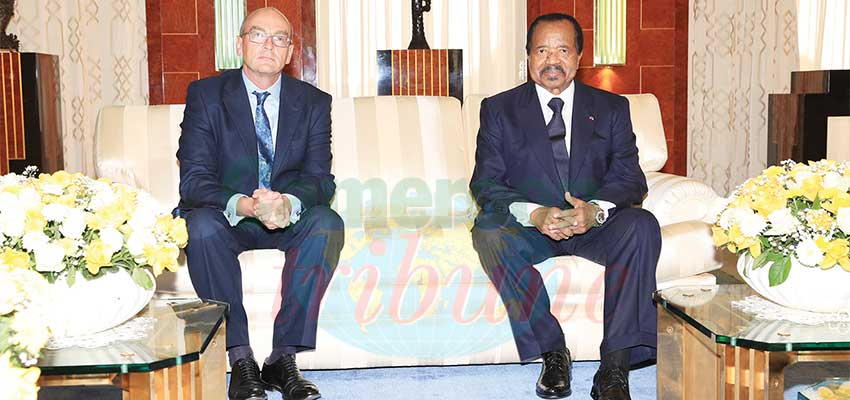 Audience At Unity Palace: Security, Humanitarian Actions Uniting Factors