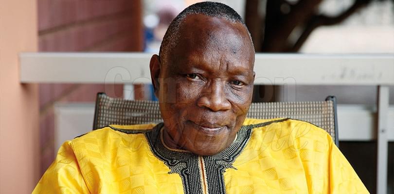 Image : Mohaman Sani Tanimou ambassadeur du Cameroun au Tchad