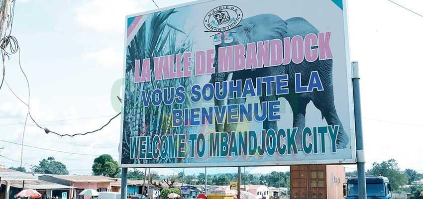 Mbandjock, terre d'hospitalité.