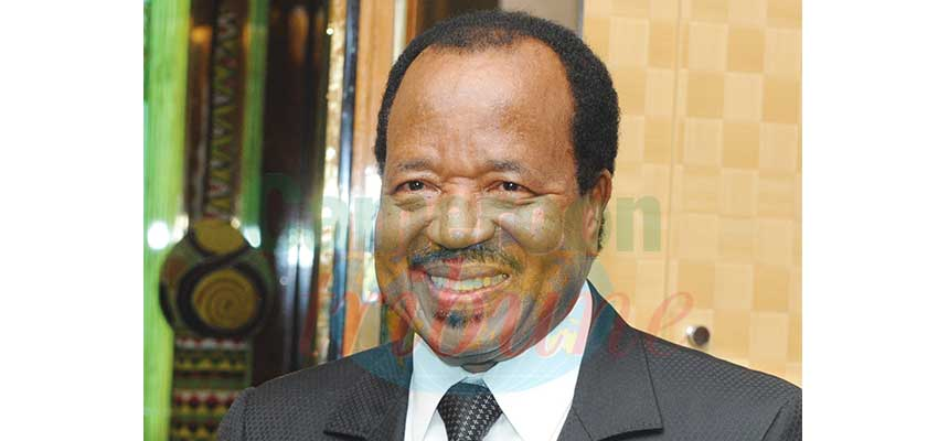 Cemac: Paul Biya prend la présidence