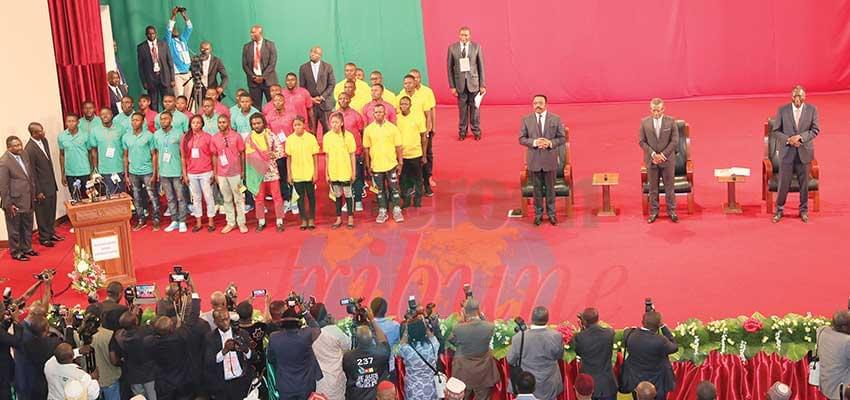 Grand dialogue national : l'hommage de Paul Biya aux acteurs