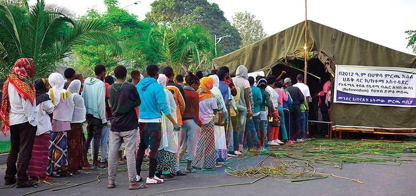 Ethiopia : Electoral Board Postpones Elections