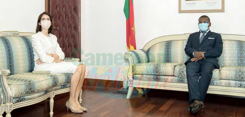 Cameroon-Turkey : Ambassador Appreciates Increasing Cooperation