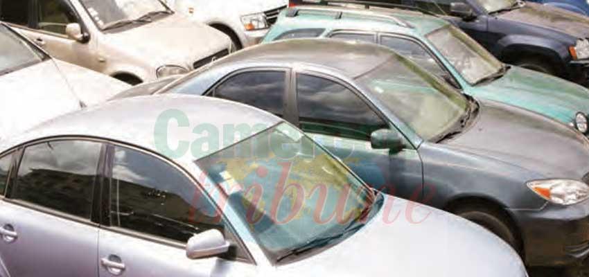 Vente de voitures d'occasion : l'activité au ralenti